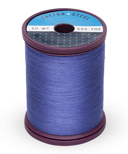 Cotton + Steel 50wt Thread by Sulky - Deep Hyacinth