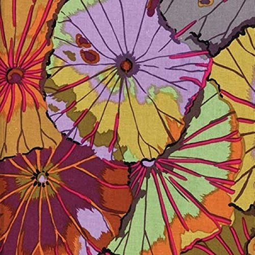 Lotus Leaf - Umber by Kaffe Fassett