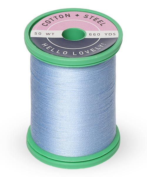 Cotton + Steel 50wt Thread by Sulky - Heron Blue