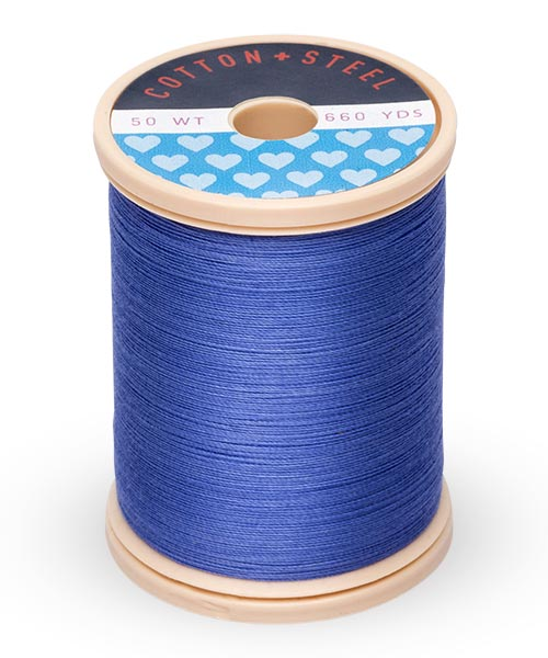 Cotton + Steel 50wt Thread by Sulky - Dark Periwinkle