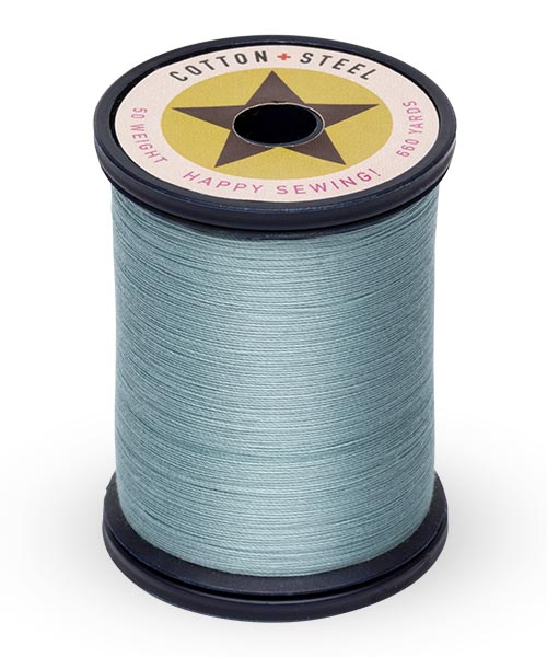 Cotton + Steel 50wt Thread by Sulky - Medium Jade