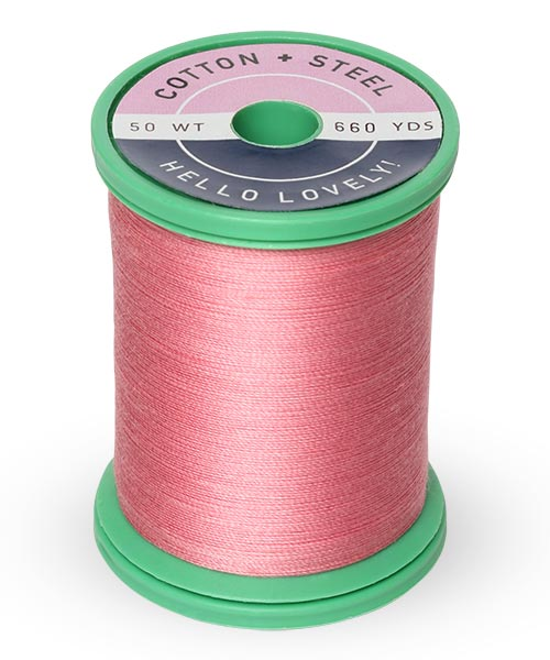 Cotton + Steel 50wt Thread by Sulky - Dark Mauve