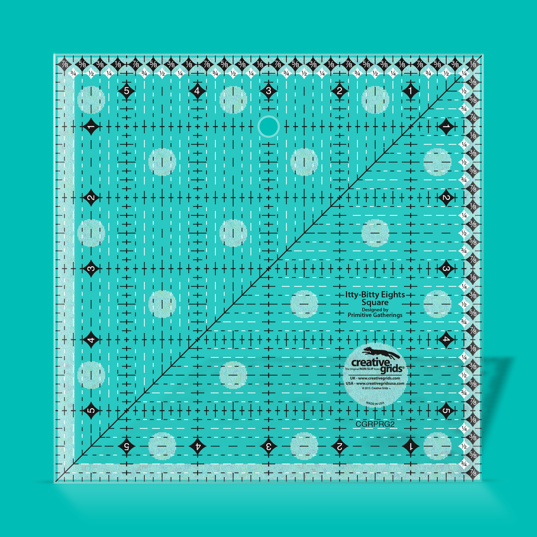Creative Grids Itty Bitty Eights 6