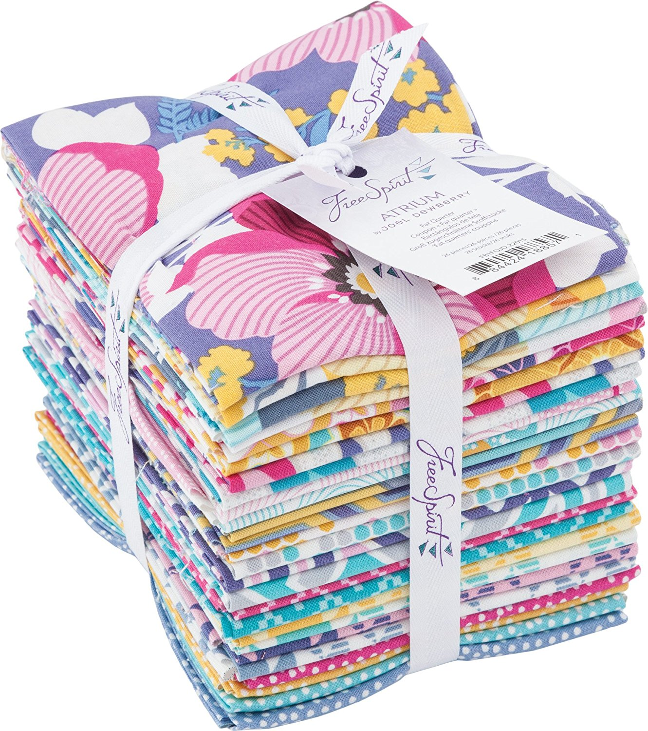 Atrium - Fat Quarter Bundle 26 pcs - Joel Dewberry for Free Spirit