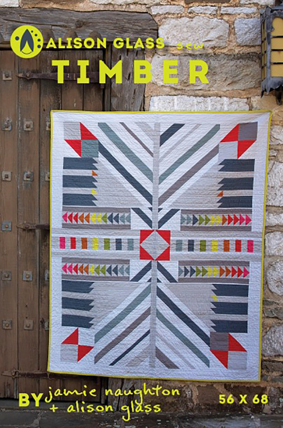 Timber Pattern by Alison Glass