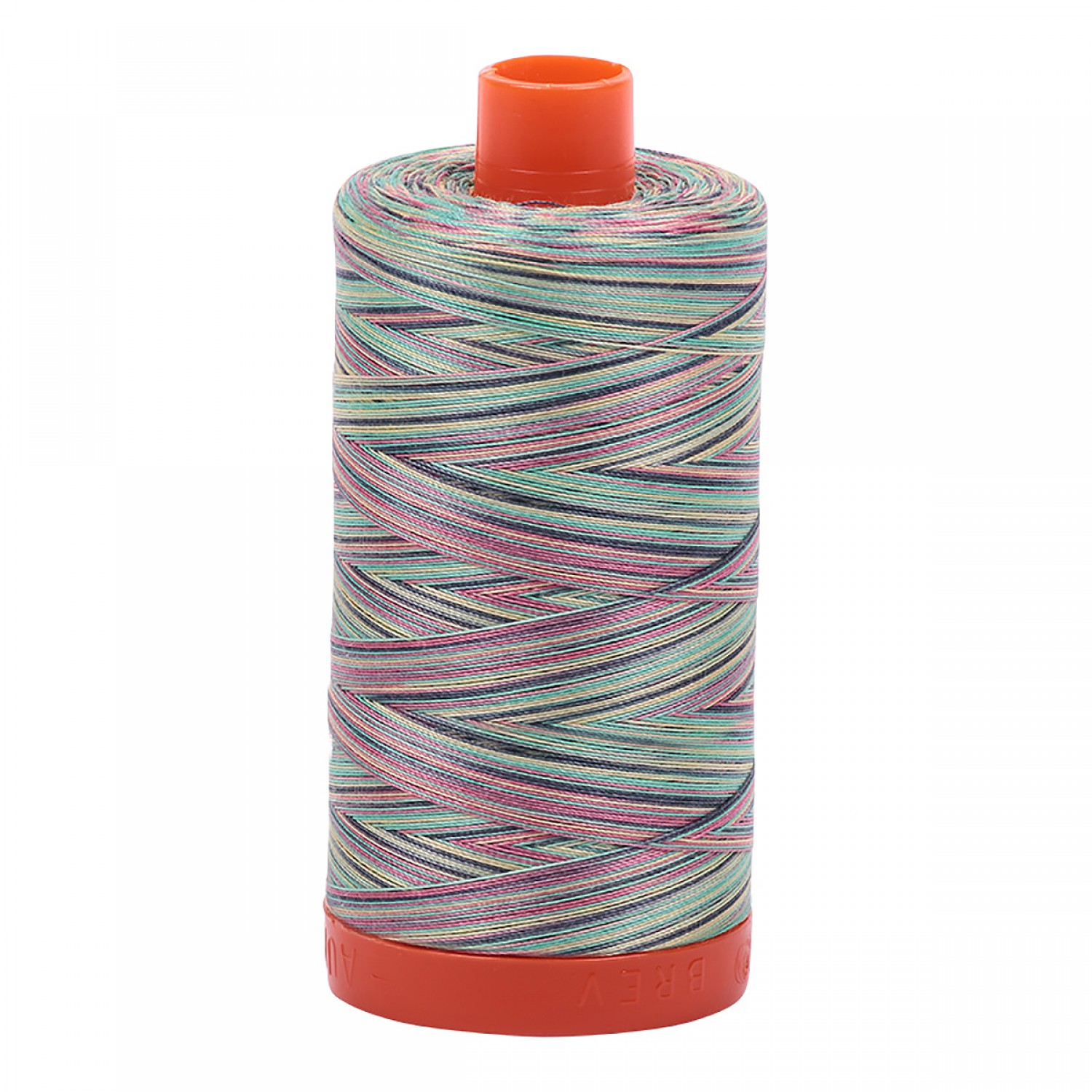 Aurifil Mako 50 wt Cotton Thread - 1422 yds - Marrakesh Variegated (3817)