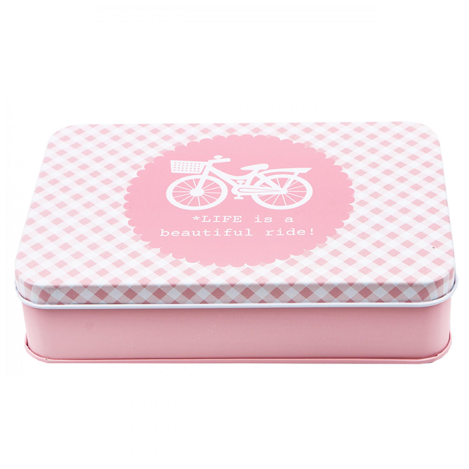 Bee in My Bonnet Sewing Tin - PINK