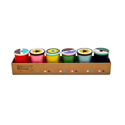 Cotton + Steel 50 wt Thread Box from Sulky - Beauty Shop