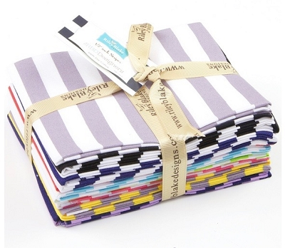 Half Inch Stripe Fat Quarter Bundle from Riley Blake