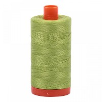 Aurifil Mako 50 wt Cotton Thread - Spring Green (1231)
