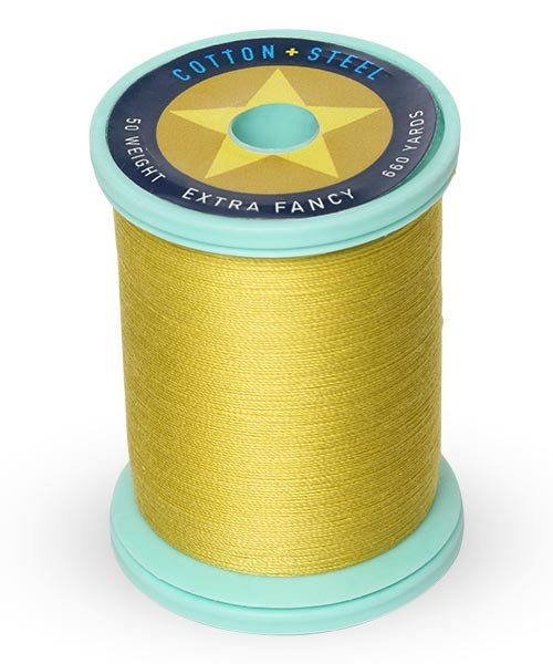 Cotton + Steel 50wt Thread by Sulky - Spring Moss