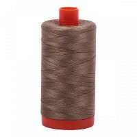 Aurifil Mako 50 wt Cotton Thread - 1422 yds - Sandstone (2370)