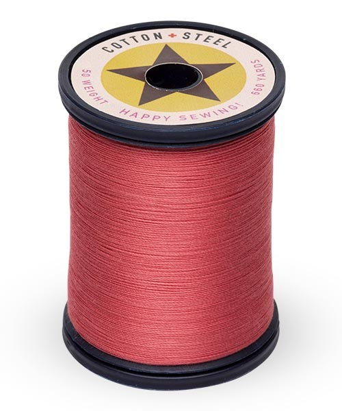 Cotton + Steel 50wt Thread by Sulky - Tea Rose