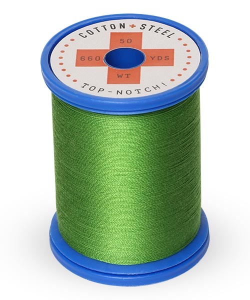 Cotton + Steel 50wt Thread by Sulky - Barnyard Grass