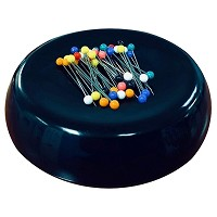 Grabbit Magnetic Pincushion Black