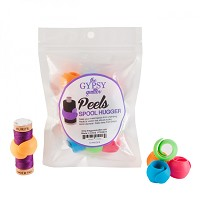 The Gypsy Quilter Thread Peels - Bag of 12