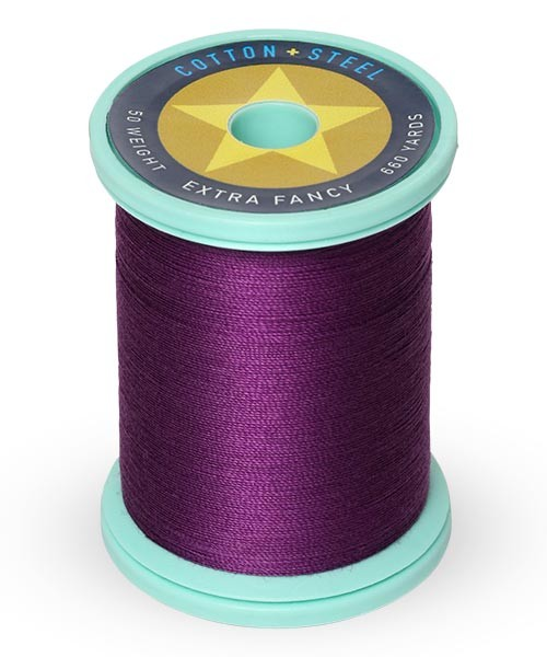 Cotton + Steel 50wt Thread by Sulky - Wild Flower
