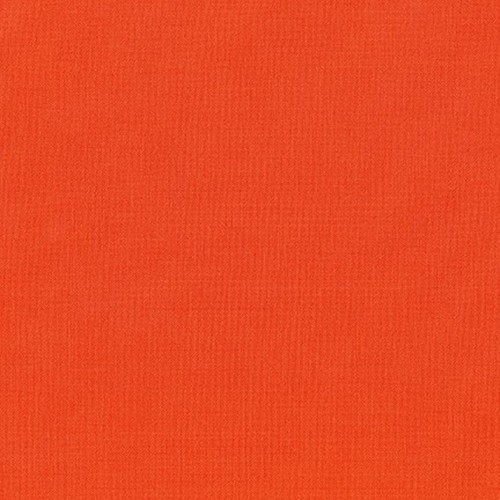 Kona Cotton Solid - Tiger Lily - 2018 Color of the Year