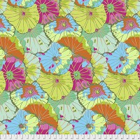 Lotus Leaf Lime - Kaffe Fassett