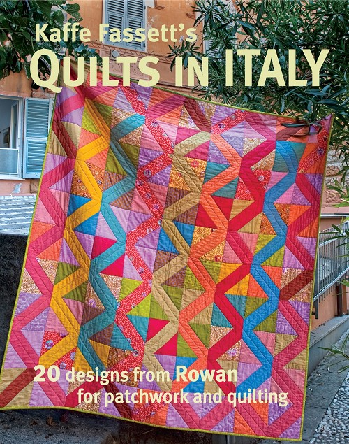 Kaffe Fassett's Quilts in Italy - Softcover