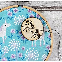 Unicorn Magnetic Needle Minder - Designed by Selina Hudson