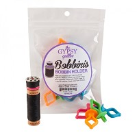 The Gypsy Quilter Bobbinis Bobbin Holders - Bag of 12