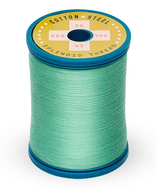 Cotton + Steel 50wt Thread by Sulky - Mint Julep