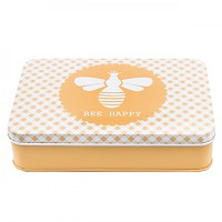 Bee In My Bonnet Sewing Tin - YELLOW