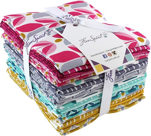 True Colors Fat Quarter Bundle by Joel Dewberry